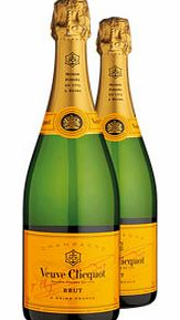 Two Bottle Champagne Gift 2 x