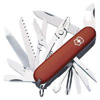 Fisherman Red Swiss Army Knife 17 Functions 1473372