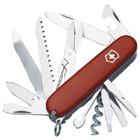 Ranger Red Swiss Army Knife 21 Functions 1376371