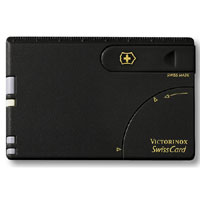 Swiss Card Classic Set Black 11 Functions 07133
