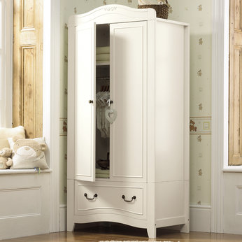Wardrobe - Ivory Finish