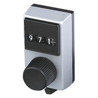 10 TURN DIGITAL COUNTING DIAL (RC)