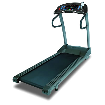 T9700HRT Programmable Full-Platform Treadmill