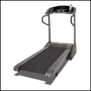 Vision T9250 Treadmill - Simple Console