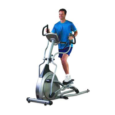 X6200 Elliptical Cross Trainer (with New Simple Console)