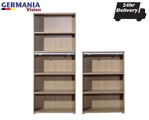wide bookcases