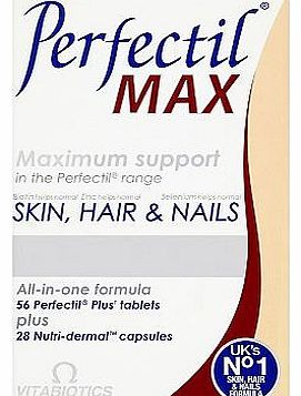Perfectil Max - 84 tablets/capsules