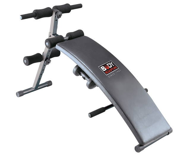 Sit Up Bench With Dumbells Body Sculpture BSB-510