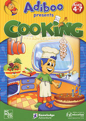 Adiboo Presents Cooking PC
