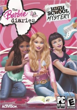 Barbie Diaries High School Mystery PC