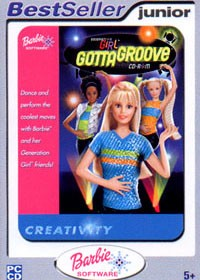 Barbie Generation Girl Gotta Groove PC