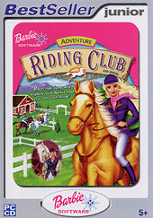 Barbie Riding Club PC