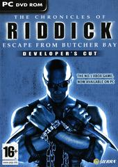Chronicles Of Riddick Escape from Butcher Bay Directors Cut PC
