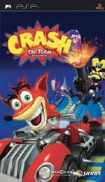 Crash Tag Team Racing PSP