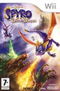 The Legend of Spyro Dawn Of The Dragon Wii