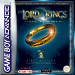The Lord of the Rings The Fellowship of the Ring (GBA)