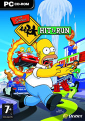 The Simpsons Hit & Run PC