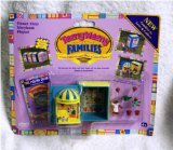 Teeny Weeny Families Flower Shop Storybook Playset