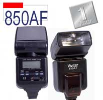 Flashgun 850AF - Nikon Fit - CLEARANCE