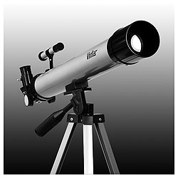 Refractor Telescope with Tripod