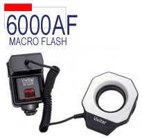 Ringflash 6000AF - Canon Fit - FINAL STOCK ONLY