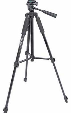 VIV-VPT-1252 Camera Tripod - Black