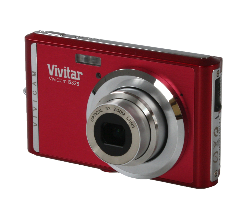 ViviCam S325 Red