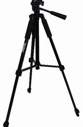 52`` PROFESSIONAL CAMERA TRIPOD PORTABLE ADJUSTABLE STAND+CARRY BAG NEW