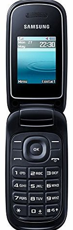 Vodafone Samsung E1270 Pay As You Go Handset - Black