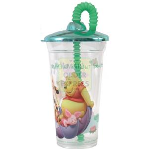 Vogue International Winnie the Pooh Sipper Cup with Straw