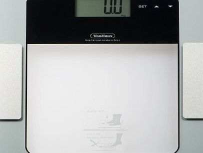 Body Fat Scales, Hydration Monitor, Composition Analyser, Bathroom Scales
