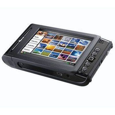 VP8860 80GB Multimedia Viewer