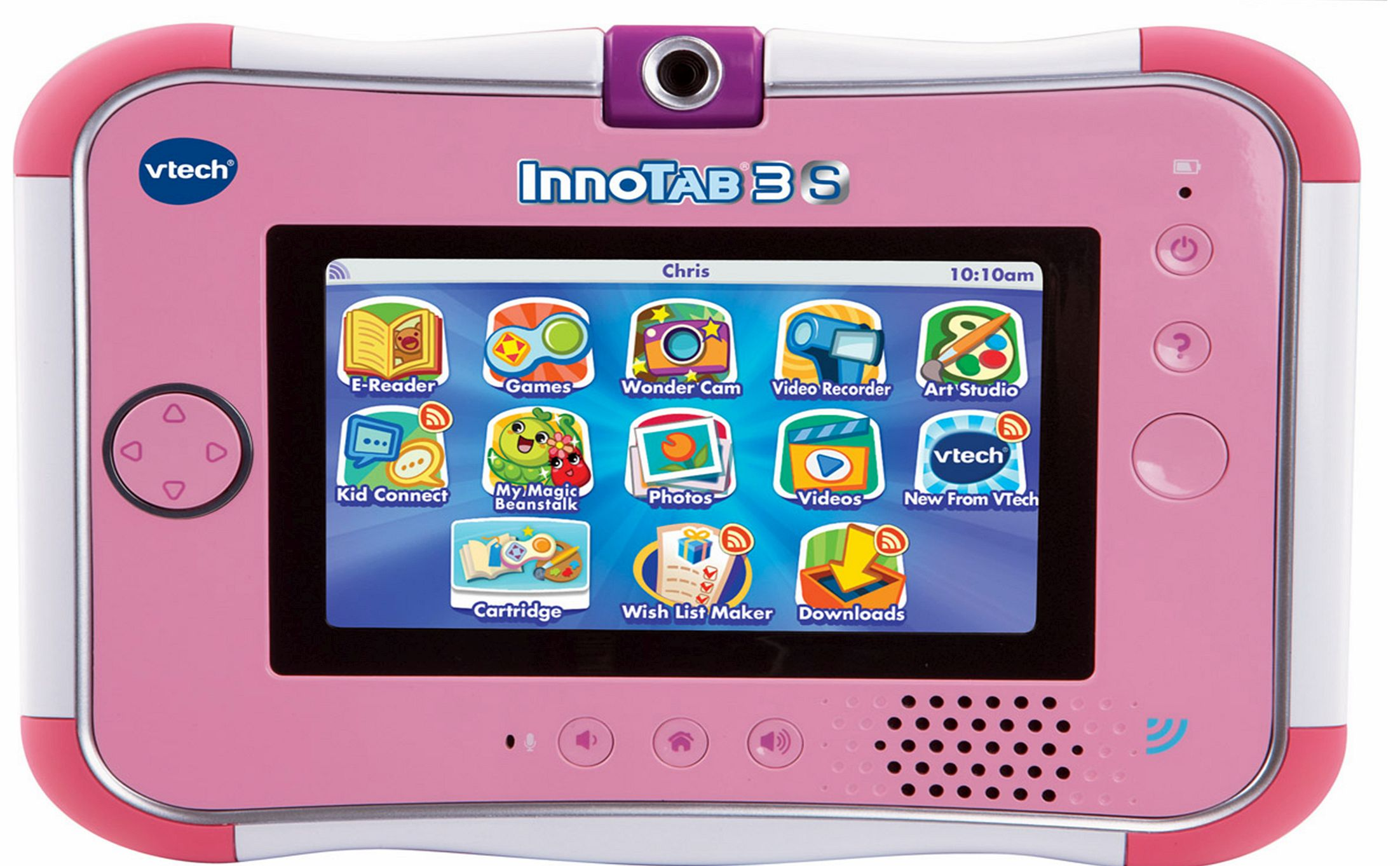 InnoTab 3 Pink Inc Battery Pack
