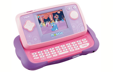 MobiGo Touch Learning System Pink with