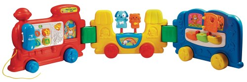 Play and Learn Train