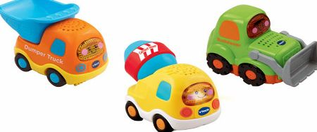 Vtech Toot-Toot Drivers 3-Pack Construction