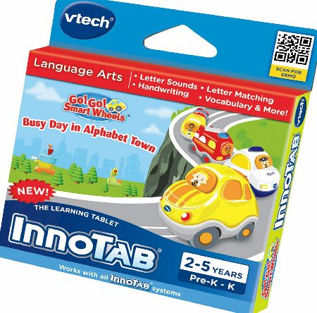 Toot-Toot Drivers Phonics Innotab Software