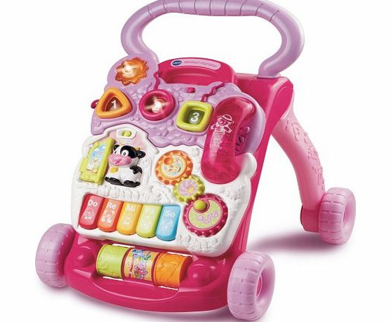Fisher price play and learn musical chair