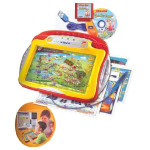Whiz Kid Learning System With Wondertown Game