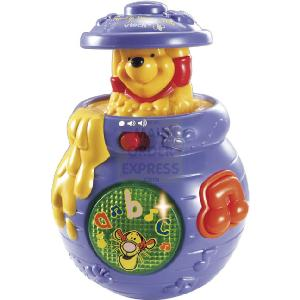 Vtech winnie the pooh pop up honey pot educational toy review