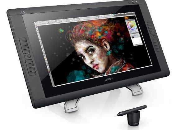Cintiq 22HD Interactive Pen and Touch Display