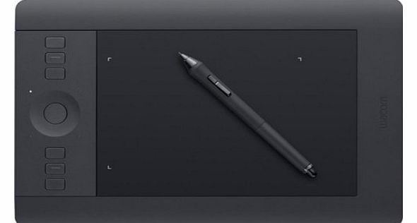Intuos Pro Large - Graphics tablet