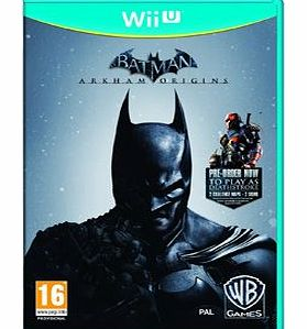 Batman Arkham Origins on Nintendo Wii U