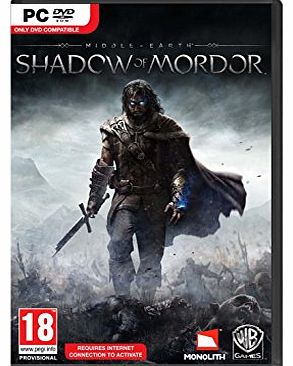 Middle-Earth: Shadow of Mordor (PC DVD)