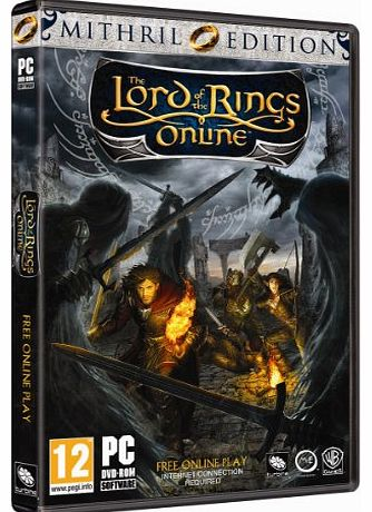 Lord of The Rings Online: Mithril Edition (PC DVD)