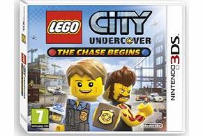 LEGO City Undercover: The Chase Begins on