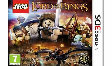 Lego Lord of The Rings on Nintendo 3DS