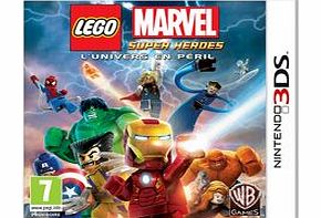 LEGO Marvel Super Heroes on Nintendo 3DS