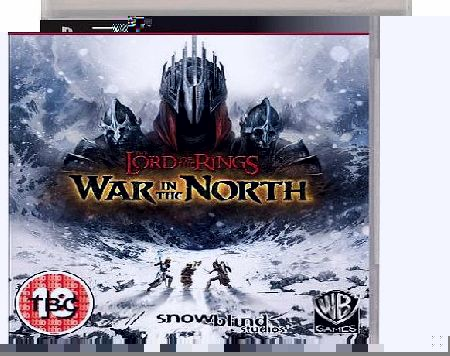 Lord of The Rings War in The North on PS3