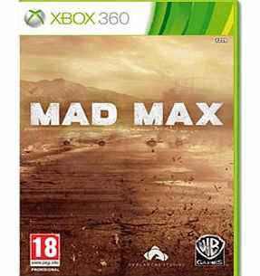 Mad Max on Xbox 360